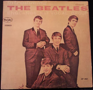 introducing the beatles record album