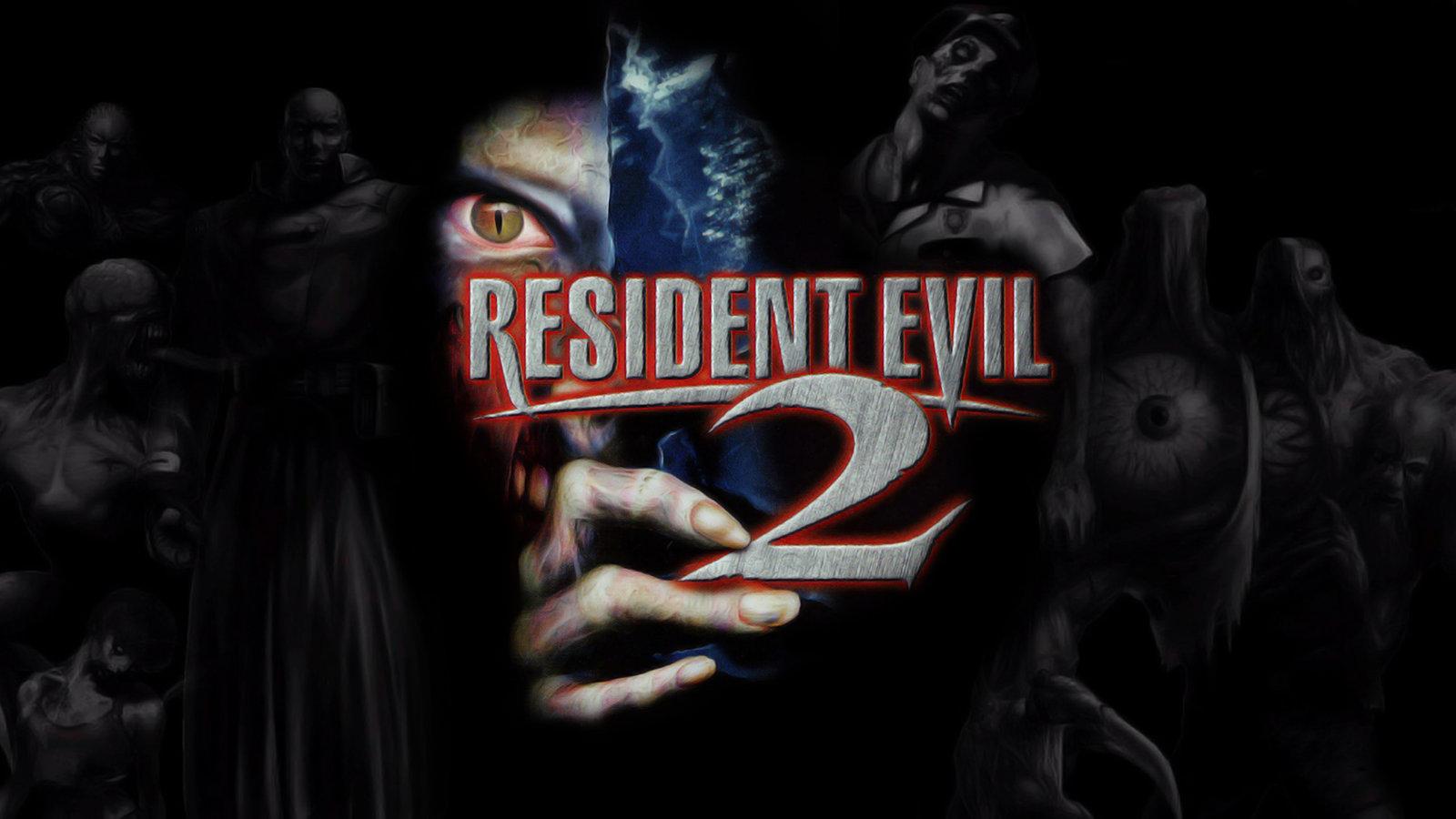 تحميل لعبة الرعب الشر المقيم الجزء الثاني - Resident Evil 2 (1998)