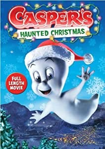 Click here purchase Casper's Haunted Christmas DVD at Amazon!