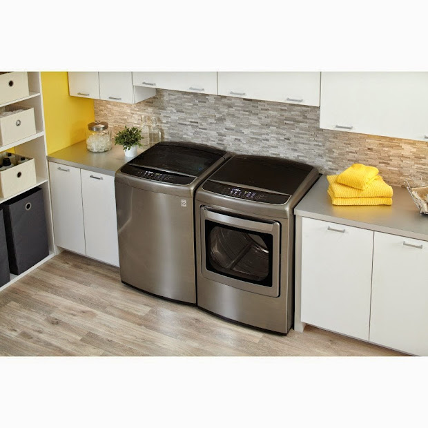 Washer Dryer Lg