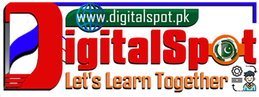 DigitalSpot | Let's Learn Together