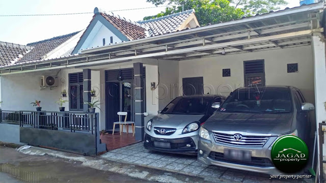 Rumah Full Perabot dalam Perumahan di Bantul