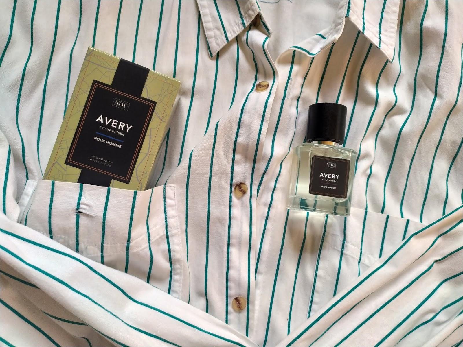 NOU - Avery elegancki zapach dla mężczyzn