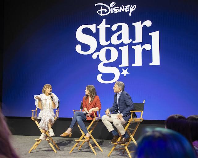 D23 2019 Disney+, Star Girl