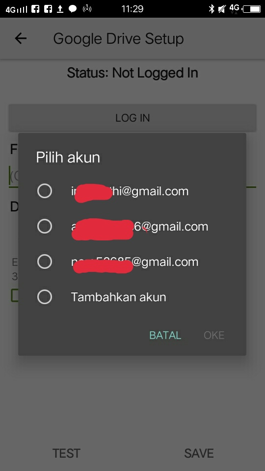 cara backup sms di hp