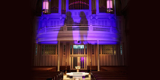 Puccini: Tosca - Seattle Opera at St James Cathedral (Photo Philip Newton)