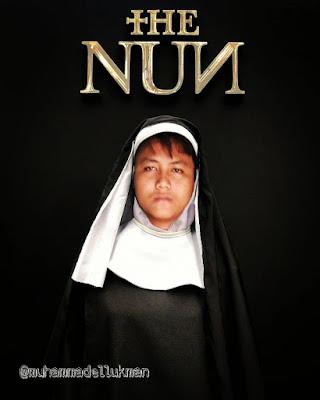10 Meme 'Valak' di Film The Nun Ini Malah Bikin Ngakak
