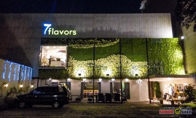 Store Restaurant Building Front, 7 Flavors Buffet Review