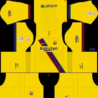 Barcelona Kits DLS 2019