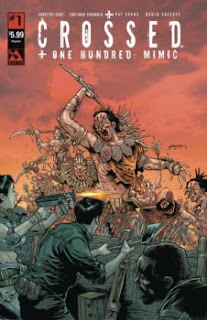 "Vuelve la serie de comics ""Crossed"" de Garth Ennis"
