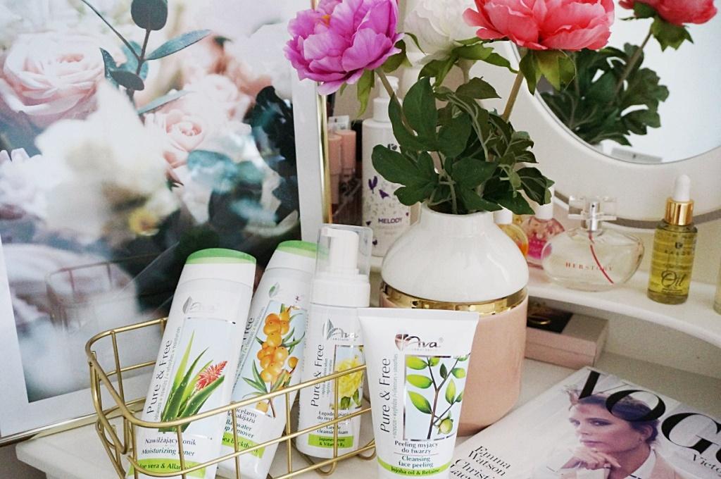 Ava Laboratorium kosmetyki do mycia twarzy Pure&Free