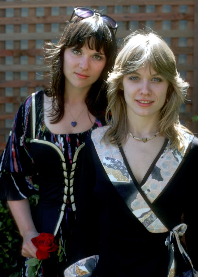 The Heart Band Sisters: 33 Lovely Pics of Ann and Nancy