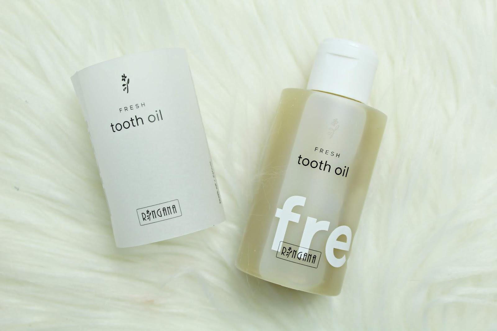 Ringana Fresh Tooth Oil