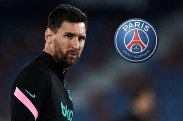 PSG ha confirmado a sus jugadores la llegada de Messi, según Le Parisien