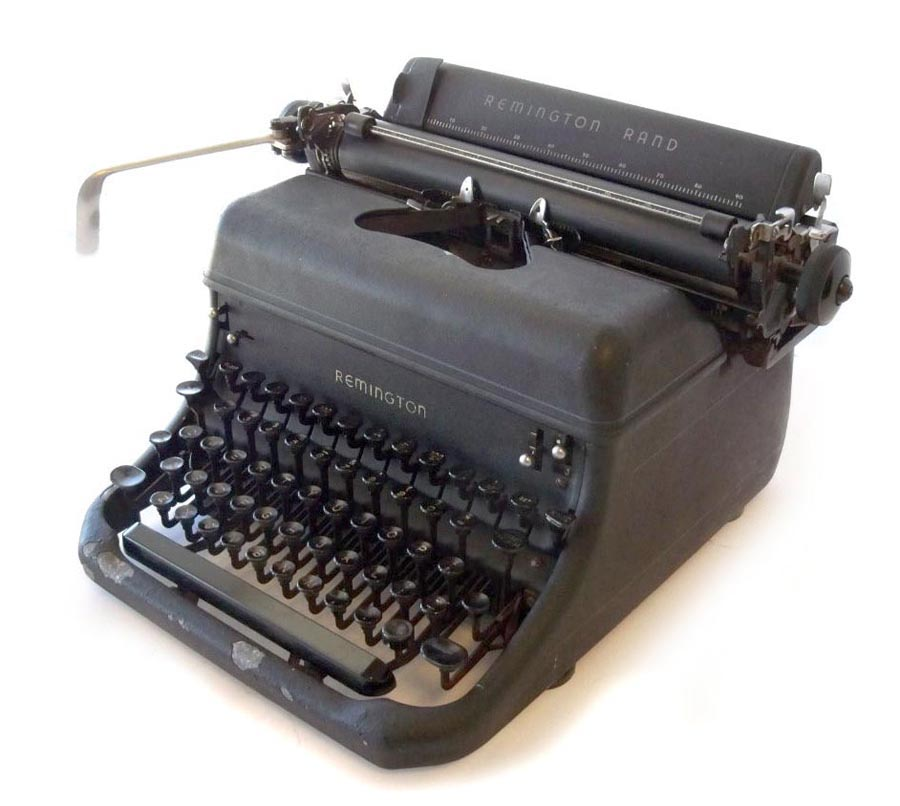 How to Identify a Royal Typewriter