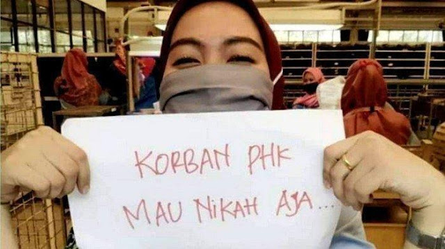 Kena PHK Karena Corona, Karyawan Cantik di Tangerang Ini Ngajak Nikah, Berminat?