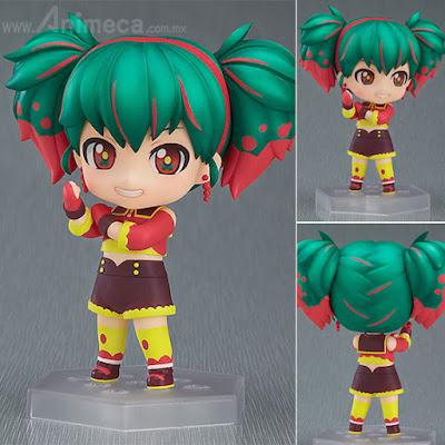 Figura Hatsune Miku Raspberryism Co-de Nendoroid Co-de SEGA feat. HATSUNE MIKU Project