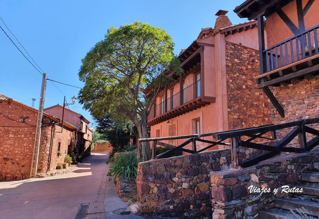 Casas de Madriguera, Segovia
