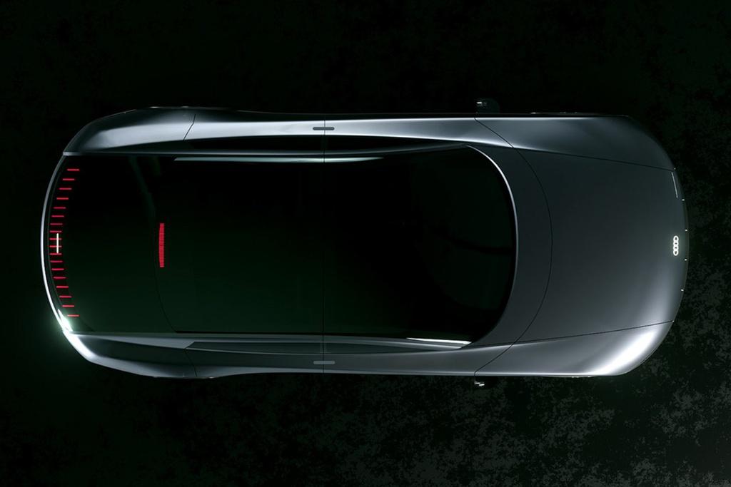 Concept Audi GT - biến thể tương lai 4 cửa của Audi TT