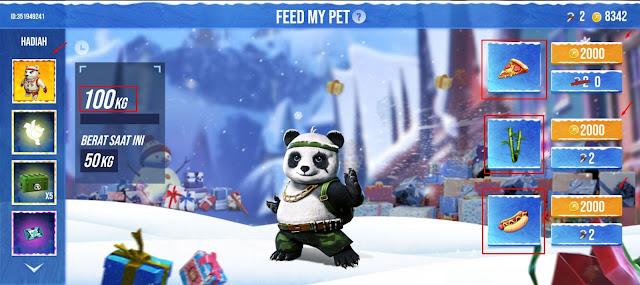 Fungsi Token Christmas Stick Untuk Event Polar Panda Begini Cara Mainnya