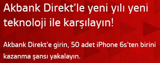 akbank direkt iphone
