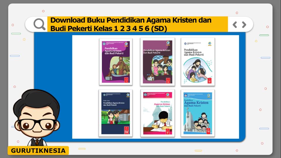 download gratis buku pdf pendidikan agama kristen sd
