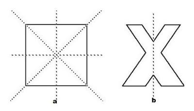 simetris radial dan bilateral bunga