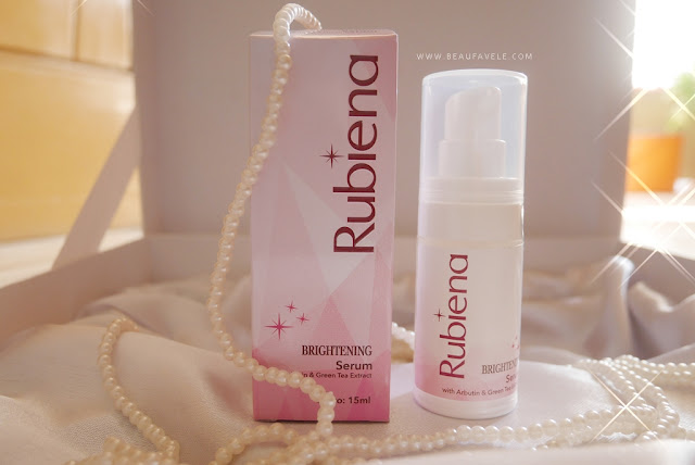Rubiena Brightening serum