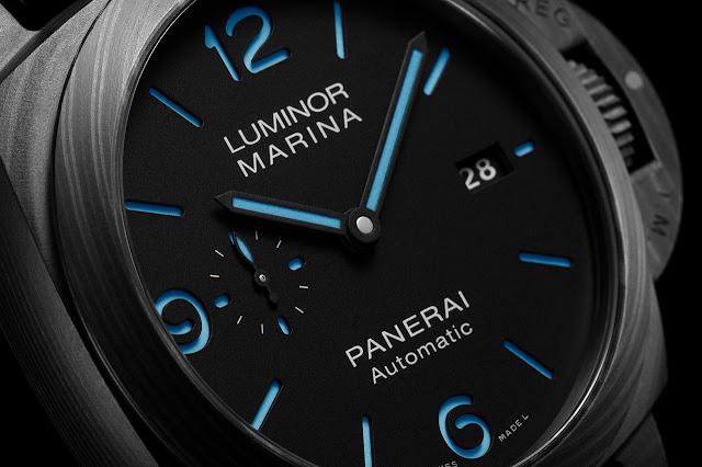 Panerai Luminor Marina Carbotech PAM01661
