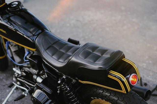 Harley Davidson Shovelhead KZ: Sự lai ghép hoàn hảo