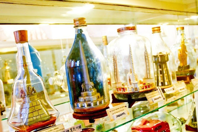 The bottle museum