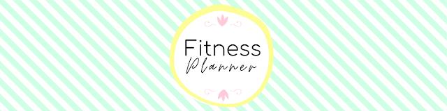 Planner Fitness - Coleção Girly
