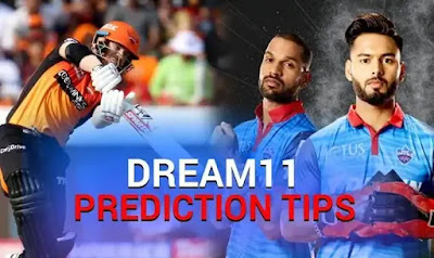 Who will win SRH vs DC Today Match