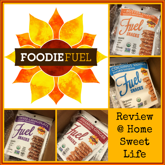 Foodie Fuel, nutrient dense snacks, organic snacks, coconut sugar snacks