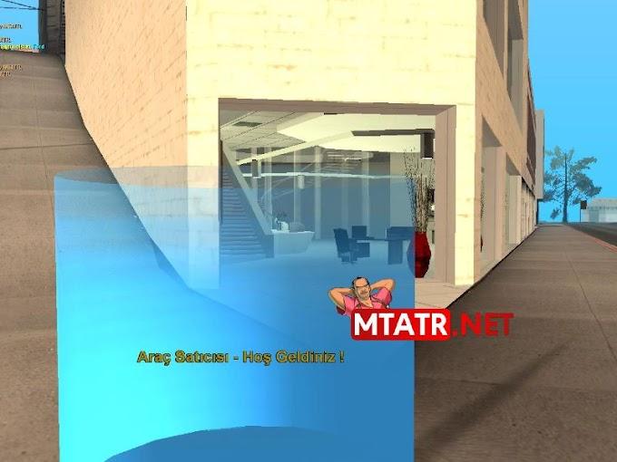 MTA SA Car Shop