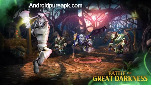 Oz: Broken Kingdom Mod Apk
