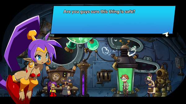 Shantae and the Seven Sirens (2020) PC Full Español