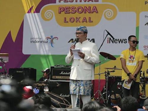 Festival Pesona Lokal Bandung
