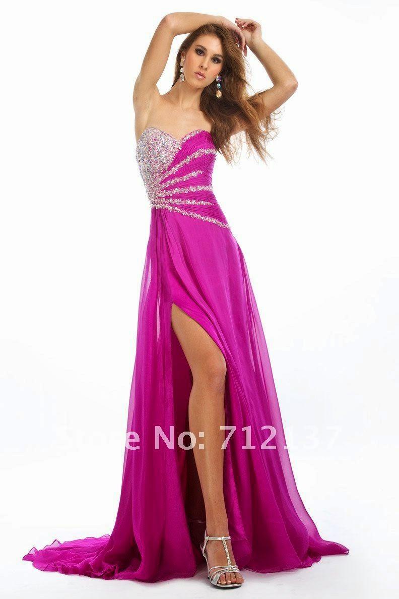 9af8f7fea Aquí les presento unos vestidos de Gala muy elegantes y bonitos y hay una  variación de colores.
