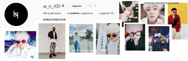 Instagram do Seungyoon
