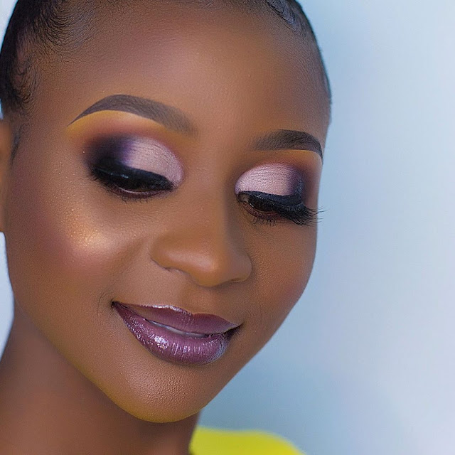2019 Lovely Makeup Ideas for Black Women to Try