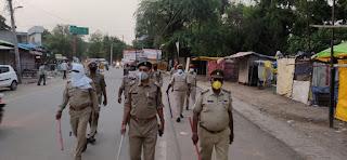 उरई में पैदल गस्त कर संदिग्ध व्यक्ति/वाहन चेकिंग की गयी -अपर पुलिस अधीक्षक जालौन                                                                                                                                                          संवाददाता, Journalist Anil Prabhakar.                                                                                               www.upviral24.in