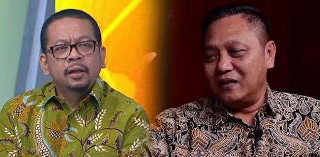 "SJS"" Adhie Massardi Muncul Karena Jokowi Tidak Tegas Terhadap ""Jokpro"" M. Qodari"