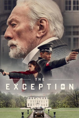 Poster The Exception 2016