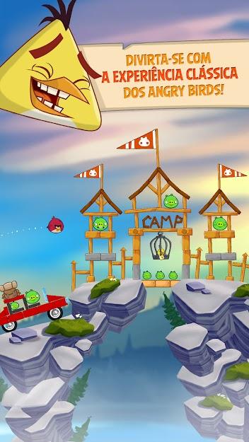 Angry Birds Seasons v 6.6.2 apk mod MUITOS BÔNUS