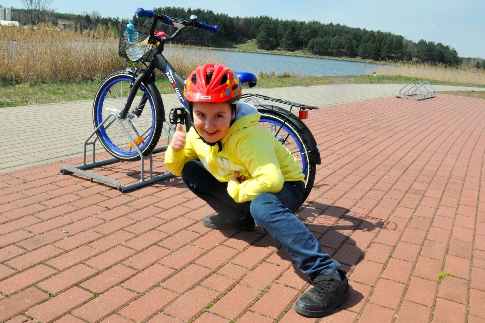 Jak zachęcić dziecko do jazdy na rowerze? Mamy sprawdzoną receptę!