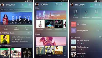 JOOX Music - Live Now! Apk v3.1 Latest Version