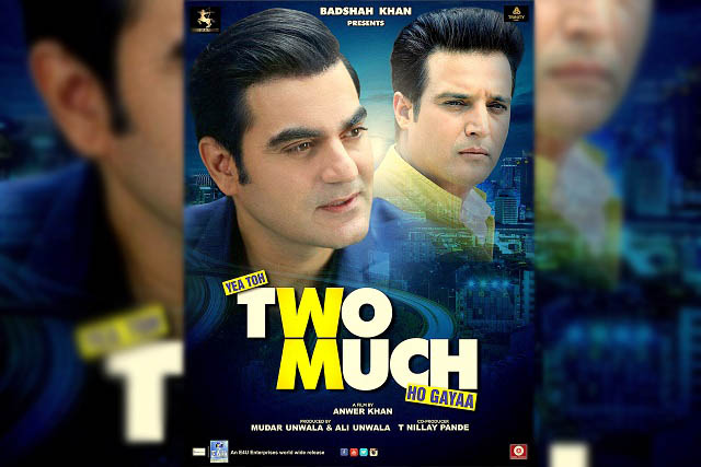 full cast and crew of bollywood movie Yea Toh Two Much Ho Gayaa 2016 wiki, Jimmy Shergill, Arbaaz Khan, Pooja Chopra story, release date, Actress name poster, trailer, Photos, Wallapper