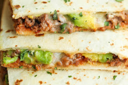 Top Cheesy Avocado Quesadillas - Best Recipe