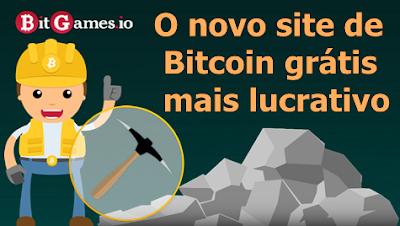 BitGames A maneira mais fácil de ganhar Bitcoin.